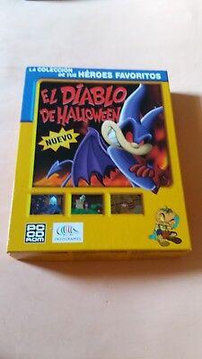 Jersey Devil: El Diablo de Halloween, Multilenguaje, Big Box - Diablo Halloween