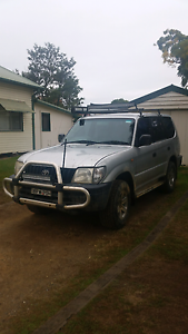 2000 Land cruiser prado 90 series Cessnock Cessnock Area Preview