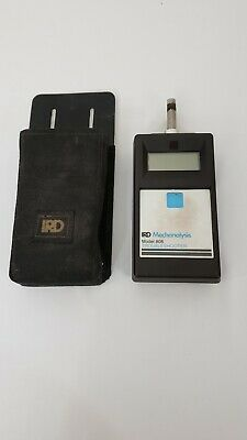 Ird Mechanalysis Model 808 Troubleshooter Battery Operated Handheld Vibration