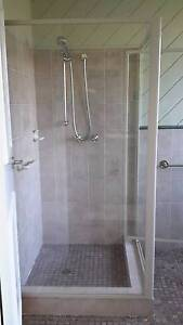 Shower Screen. 1000X900X1900mm White Ingleburn Campbelltown Area Preview