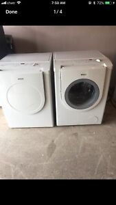 High Quality Bosch Washer/DRyer perfect working DELIVER