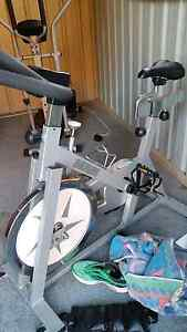 Stationary Spin bike Safety Bay Rockingham Area Preview