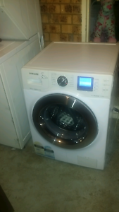 DELIVERY $30..10Kg SAMSUNG ECO BUBBLE.Works perfect. Eagle Vale Campbelltown Area Preview