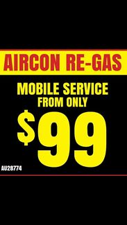 Mobile Auto Air Conditioning Regas from $99 !!! Mount Pleasant Melville Area Preview