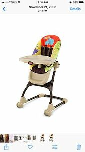 Fisher price high chair MAKE AN OFFER