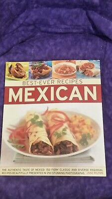Best Ever Recipes Mexican