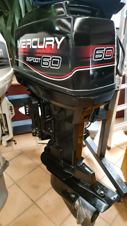 Mercury outboard 60hp