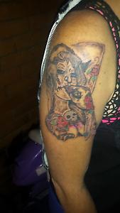 Tattoo artist 40 hr Archerfield Brisbane South West Preview