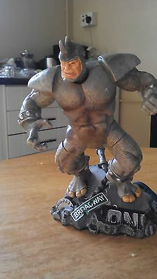 COLLECTABLE MARVEL CHARACTER RHINO SERIES 2 WITH ALL ORIG.PACKAGING