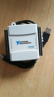 National Instruments Usb-8451 Data Acquisition Card Ni Daq Dio