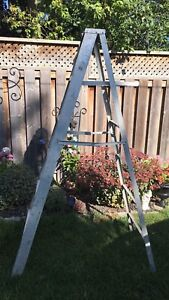 6ft aluminum step ladder