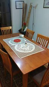 Set of Dinning furnitures Grovedale Geelong City Preview