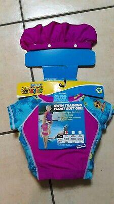 - NEW Body Glove Kids Swim Training Float Suit-Girl-Size 2-3 Small 20-30 lbs 273
