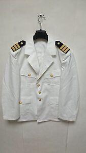 Bundeswehr Marine Sakko Gr.54 Bw Dienst Jacke Anzug Uniform Kostüm Kapitän M6
