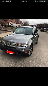 Bmw X3 2009 AWD fully loaded certified. PANORAMIC SUNROOF!