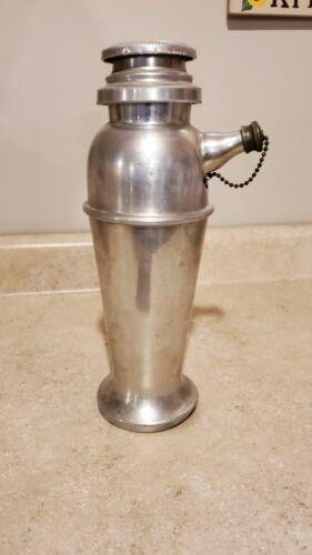 Vintage Cocktail shaker Zeeronator Beverage Cooler Rare pre-1929