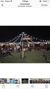 Festoon lights hire Upper Swan Swan Area Preview