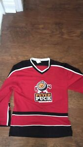 Peter Puck Jersey- Youth L/XL