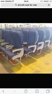 Aircraft seats for sell