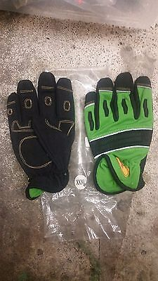 Dragon Fire 1st Due Rescue Gloves. Xxxl