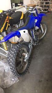 Motocross Yamaha 250