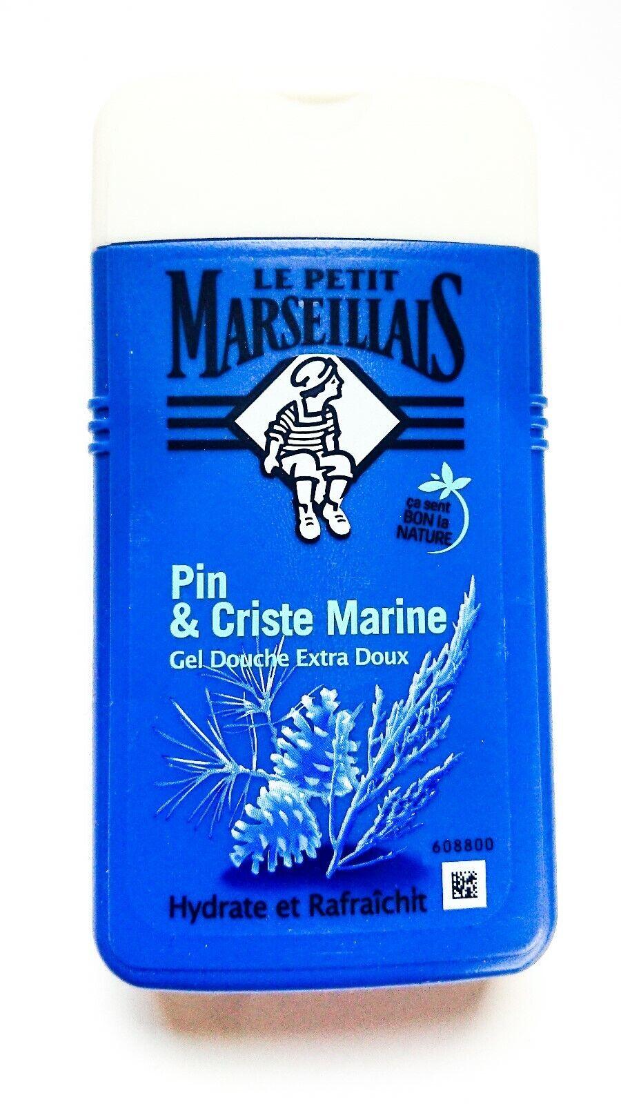 Duschgel Pinie & Meeresduft Duschgel Seife Frankreich 250ml Le petit Marseillais