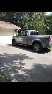 FORD F-150 FX4 Supercab 4WD