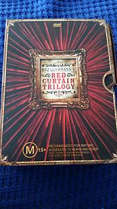Baz Luhrmann Red Curtain Trilogy DVDs Dulwich Hill Marrickville Area Preview