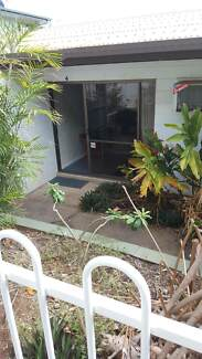 Studio apartment with own secure garden area
