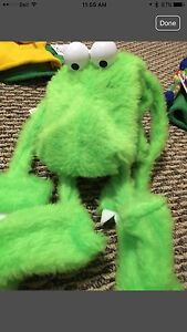 New with tags squeaky Hand puppets Sarnia Sarnia Area image 5