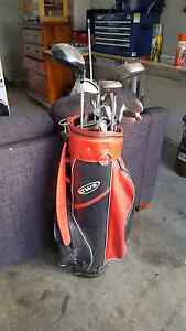 Golf club set and bag Marion Marion Area Preview