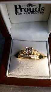 Bridal Ring Set Albury Albury Area Preview
