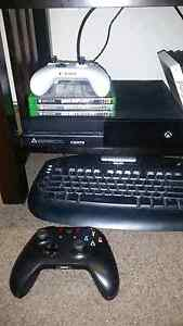Xbox one with 4 games 2 controllers Cockburn Peterborough Area Preview