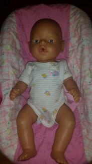 Newborn  Baby Born Doll Cleveland Redland Area Preview