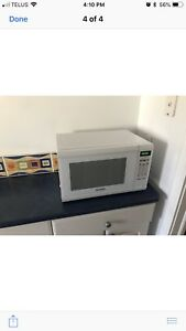 High Power Panasonic Microwave perfect condition can DELIVER