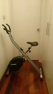 Exercise Bike - Foldable Bike System Ryde Ryde Area Preview
