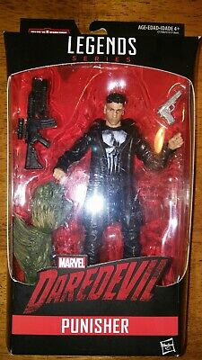 Netflix Punisher Marvel Legends Series Action Figure Man-Thing BAF NEW