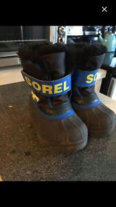 Sorel Boots for toddler.