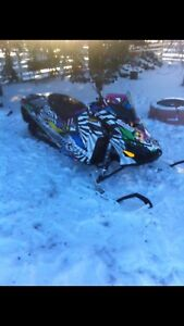 Skidoo renegade 137 big bore