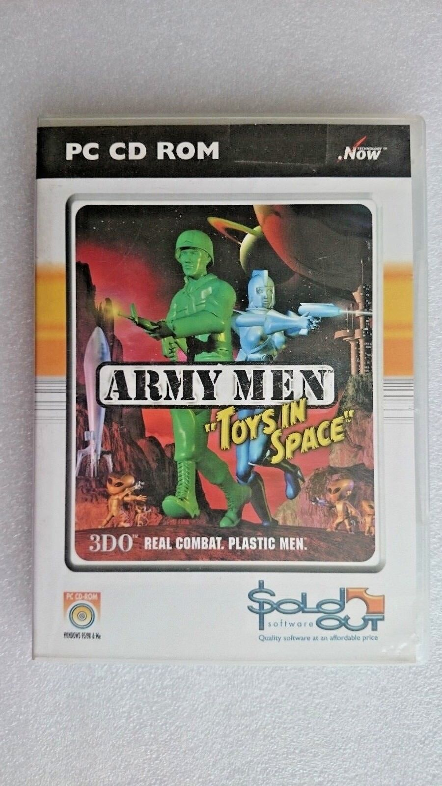 Army Men Toys in Space (PC 2002)
