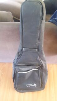 Soft padded guitar case. Shortland Newcastle Area Preview