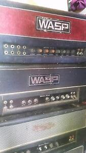 WASP HOLDEN VALVE AMP Drummoyne Canada Bay Area Preview