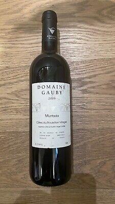 Domaine Gauby Muntada Rotwein Jahrgang 2008