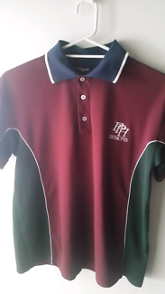 School Uniform Polo. Pacific Pines State High School