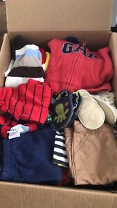 Baby boys clothes 0-6 months