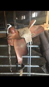 King saddle