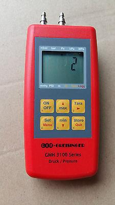 Gmh 3100 Series Druck Pressure Digital Precision Manometer Gmh 3181-07h