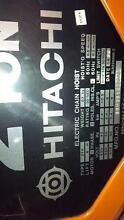 HITACHI ELECTRIC CHAIN HOIST 2 TON Leeton Leeton Area Preview