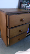 Bedside drawer Jerrabomberra Queanbeyan Area Preview
