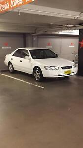 2002 Toyota Camry Sedan Hornsby Hornsby Area Preview